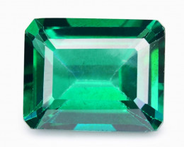 *NoReserve*Topaz  4.17 Cts Green Natural Topaz Gemstone