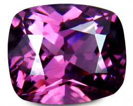 Spinel 2.31 Cts  Purple Pink Scissors Cut BGC1077 | From Burma