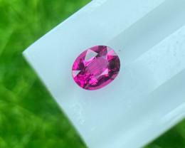 Rubilite 0.47 Cts  Pink Portuguese cut BGC1439 | From Brazil