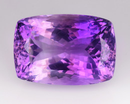 59.02Ct Amethyst Excellent Cut Top Quality Gemstone.AT 02