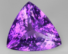 35.47Ct Amethyst Excellent Cut Top Quality Gemstone.AT 05