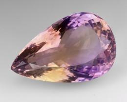 36.65Ct Natural Ametrine Bolivian Top Quality Gemstone. AM 06