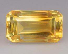 23.87Ct Natural Citrin Top Quality Gemstone. CT 08