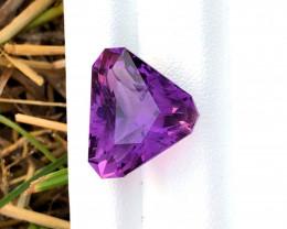 Amethyst, 11.75 Cts Natural Top Color & Cut Amethyst Gemstones