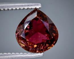 1.42 Crt Tourmaline Faceted Gemstone (Rk-20)