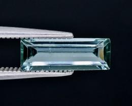 1.77 Crt  Tourmaline Faceted Gemstone (Rk-20)