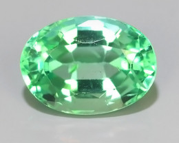 """0.90 CTS IMPRESSIVE OVAL BEST COLLECTION OF NATURAL EMERALD """""""