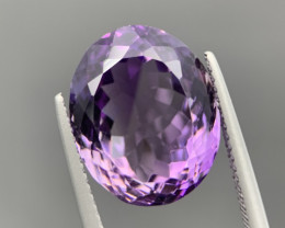 10.80 Cts Excellent Purple Amethyst. Ame-990