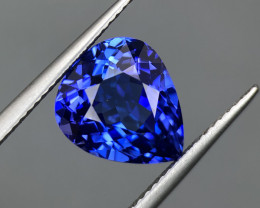 $850-4.79(ct) Magnificent Top Color & Luster Perfectly Cut Tanzanite
