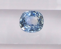 1.31ct Natural unheated blue sapphire