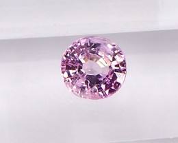 1.14ct Natural unheated Pink sapphire