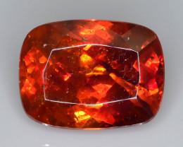 12.70 ct Sphalerite Intense Firey Color Great Dispersion RRP$2500 SKU.16