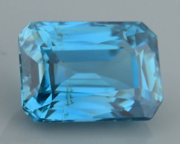 AAA Brilliance 6.60  ct Blue Zircon SKU.17