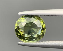 1.40 Cts Genuine Green Tourmaline. Tor-5053