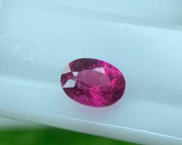 Rubilite 0.61 Cts  Pink Portuguese cut BGC1438 | From Brazil