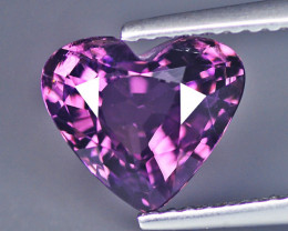 Spinel 2.4 Cts  Pink Antique Step Cut BGC134 | From Burma mogok