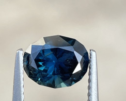 1.8ct blue sapphire untreated and unheated