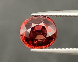 Natural Rhodolite 2.50 cts Sparkling Gemstone