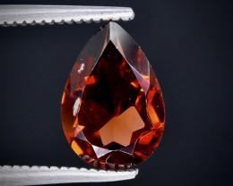 1.92 Crt Garnet Faceted Gemstone (Rk-21)