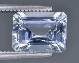 2.16 Crt Aquamarine Faceted Gemstone (Rk-21)