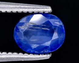 0.72 Crt Sapphire Faceted Gemstone (Rk-21)