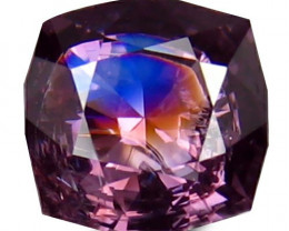 Spinel 1.08 Cts  Pink Signature Geo Cut BGC754 | From Burma