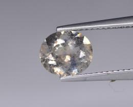 Sapphire 1.88 Cts  Peache Brown Portuguese cut BGC357 | From Srilanka