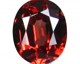 Spinel 0.55 Cts No Heat Pink Step cut BGC2545 | From Burma