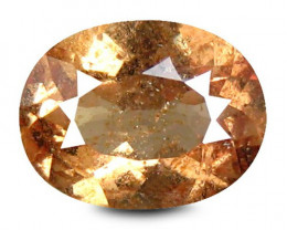 Sapphire 1.85 Cts  Bellini yellow Portuguese cut BGC356   From Srilanka
