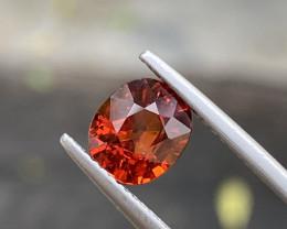 Natural Spessartite Garnet 2.44 Cts Beautiful Color Gemstone