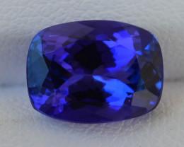 D Block 4.85 ct AAA Color Tanzanite SKU-38