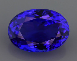 D Block 5.40 ct AAA Color Tanzanite SKU-38