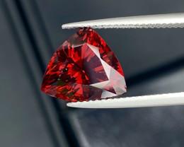 7 cts Natural Rhodolite Sparkling Gemstone