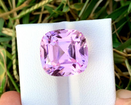 21.60 cts Natural Pink Kunzite Gemstone