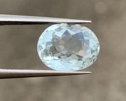 3.14 Cts Natural Aquamarine Gemstone