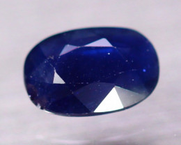 1.99ct Natural Madagascar Blue Sapphire Heated Oval Cut Lot LZ7992