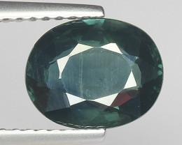 2.49Ct Natural Blue Sapphire Good Quality  Gemstone. BS 05