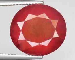 13.70Ct Natural Rare Hessonite Garnet Top Quality Gemstone. HG 08