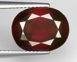7.00Ct Natural Rare Hessonite Garnet Top Quality Gemstone. HG 15