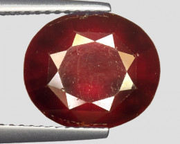 6.41Ct Natural Rare Hessonite Garnet Top Quality Gemstone. HG 45