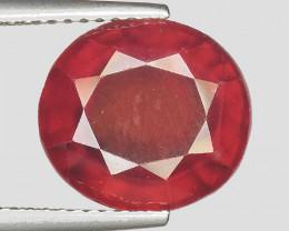 5.97Ct Natural Rare Hessonite Garnet Top Quality Gemstone. HG 47