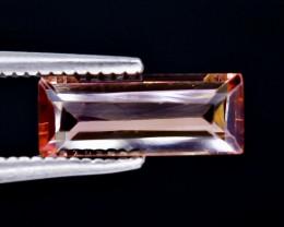 1.34 Crt Tourmaline Faceted Gemstone (Rk-22)