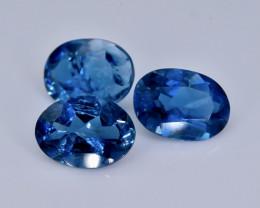 4.05 Crt Topaz Lot Faceted Gemstone (Rk-22)