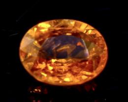 1.52 Crt Natural Spessartite Garnet Faceted Gemstone.( AB 31)