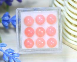 Pink opal 6.10Ct Natural Peruvian Andean Pink Opal Lot Box C3115