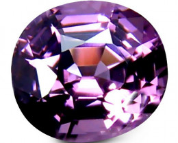 Spinel 1.08 Cts Matching Pink Step cut BGC845 | From Tanza