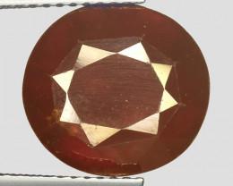 7.85Ct Natural Orange Hessonite Garnet Top Quality Gemstone. HG 54