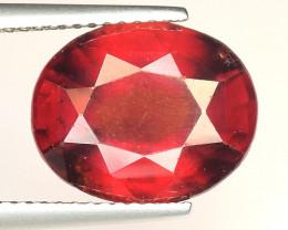 6.94Ct Natural Rare Hessonite Garnet Top Quality Gemstone. HG 68