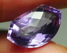 5.605CRT BEAUTY CHACKERBOARD CARVING AMETHYST -