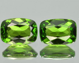 Natural  Green Chrome Diopside 1.90 Cts